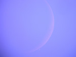 Moon and Jupiter w/Mars filter for contrast John Merchant